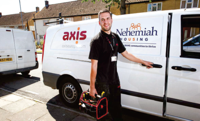 Introducing Our New Repair Contractors Axis
